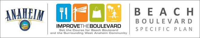 Beach Boulevard specific plan banner