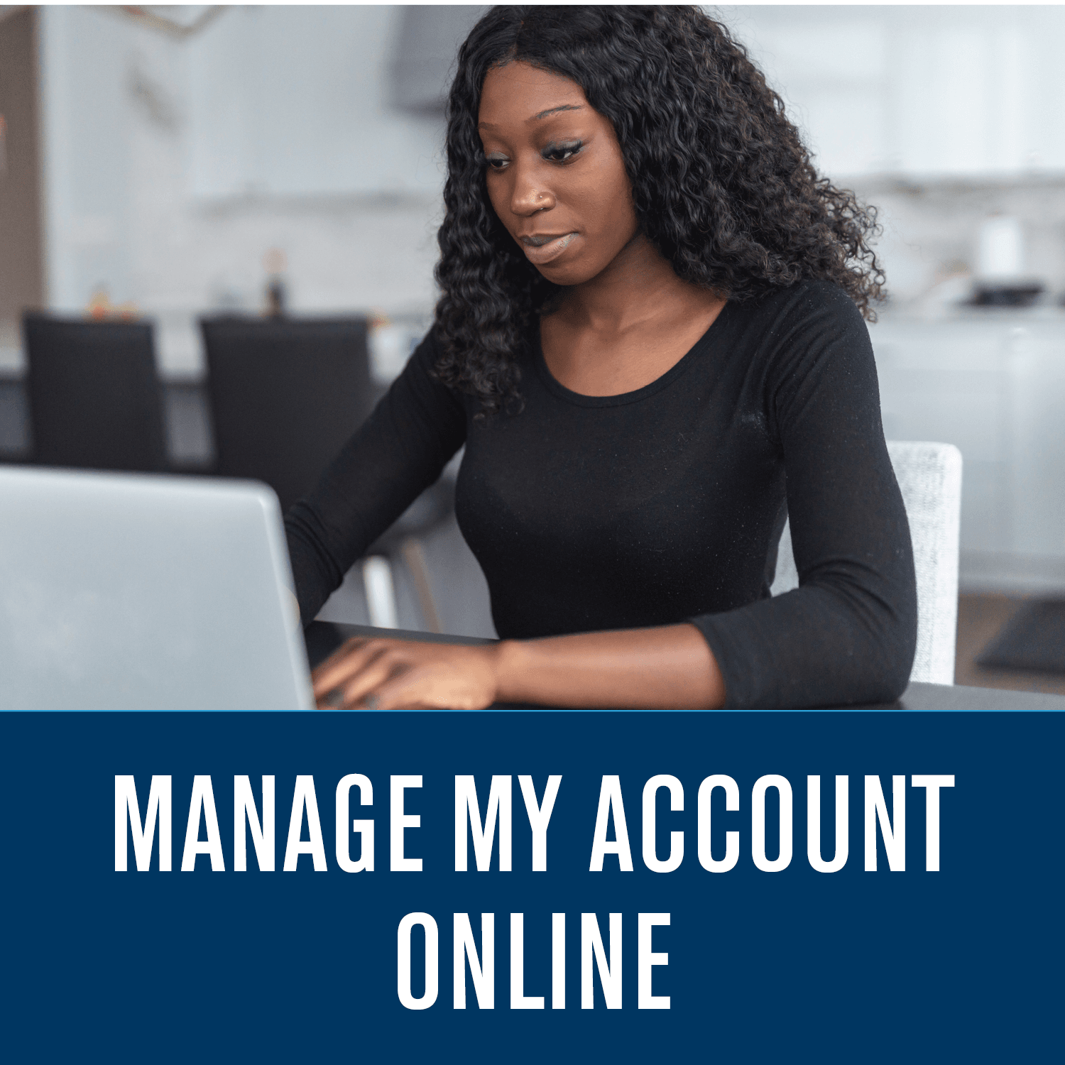 Manage My Account Online