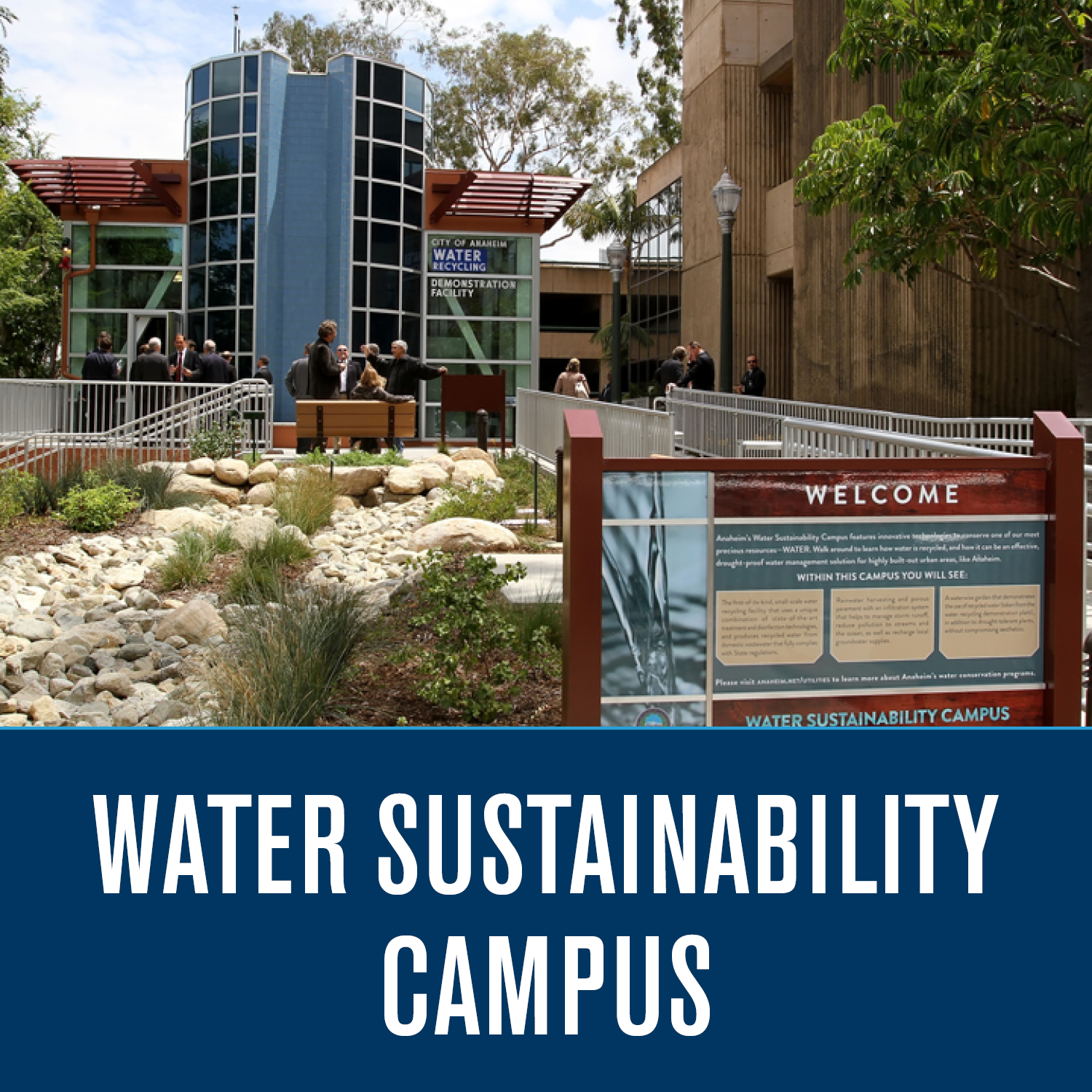 Water Sustainability Campus