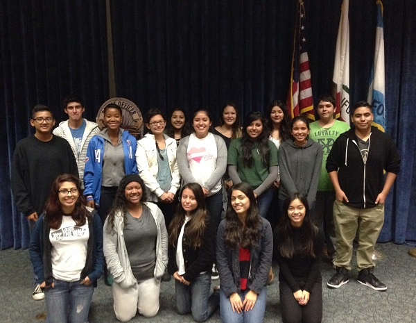 Chief's Youth Advisory Council